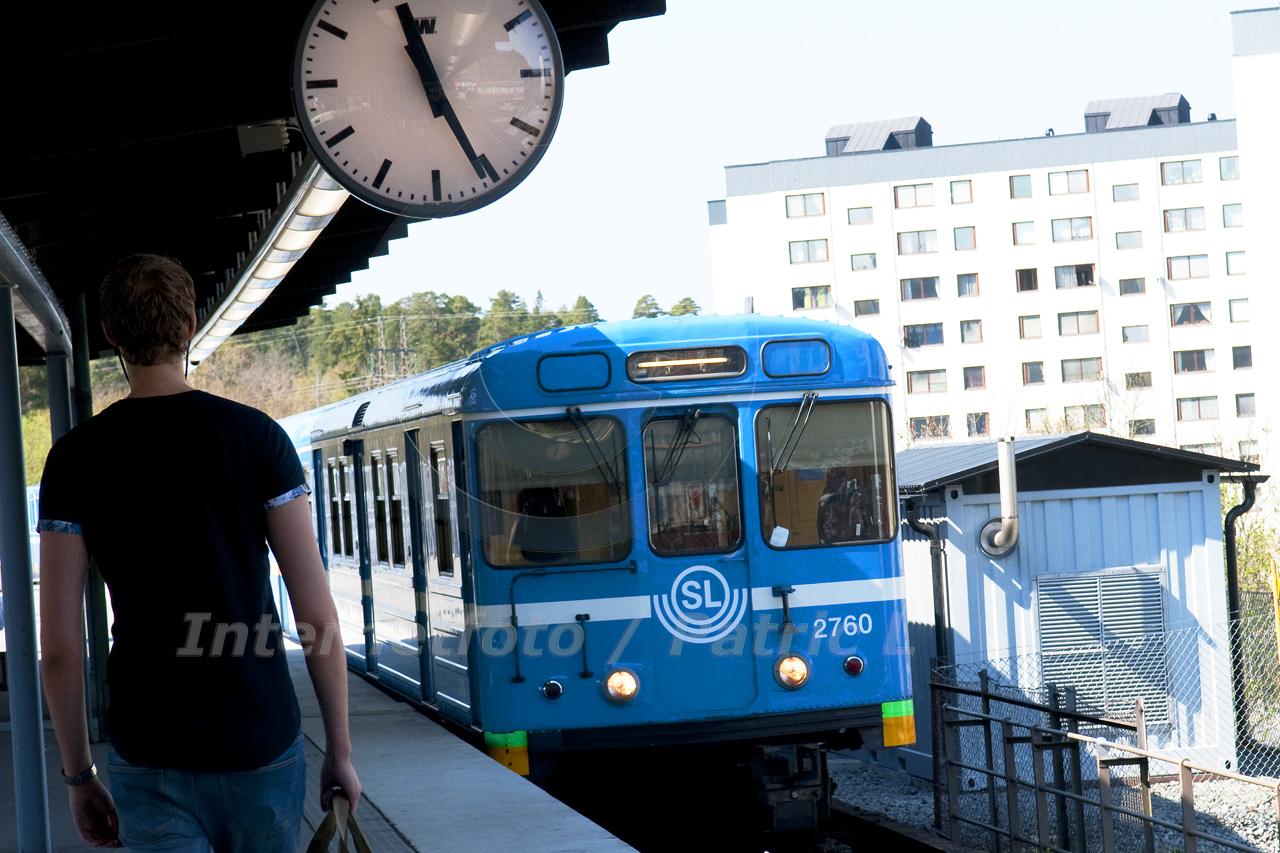 Äldre tunnelbana