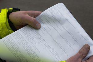 SAS checklist